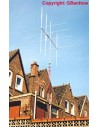 GB 27-2x 4elm Cross Yagi