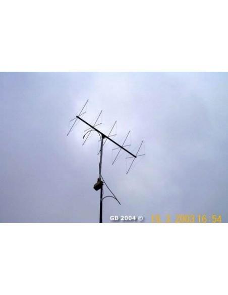 GB 5elm FM Quad 102MHz