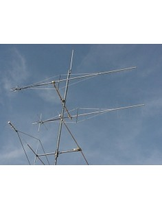 GB 2x12elm Cross Yagi 144-145 MHz