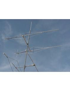 GB 2x12elm Kruis Yagi 144-145 MHz