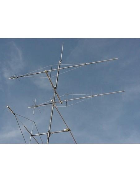 GB 2x12elm Cross Yagi 144-145 MHz