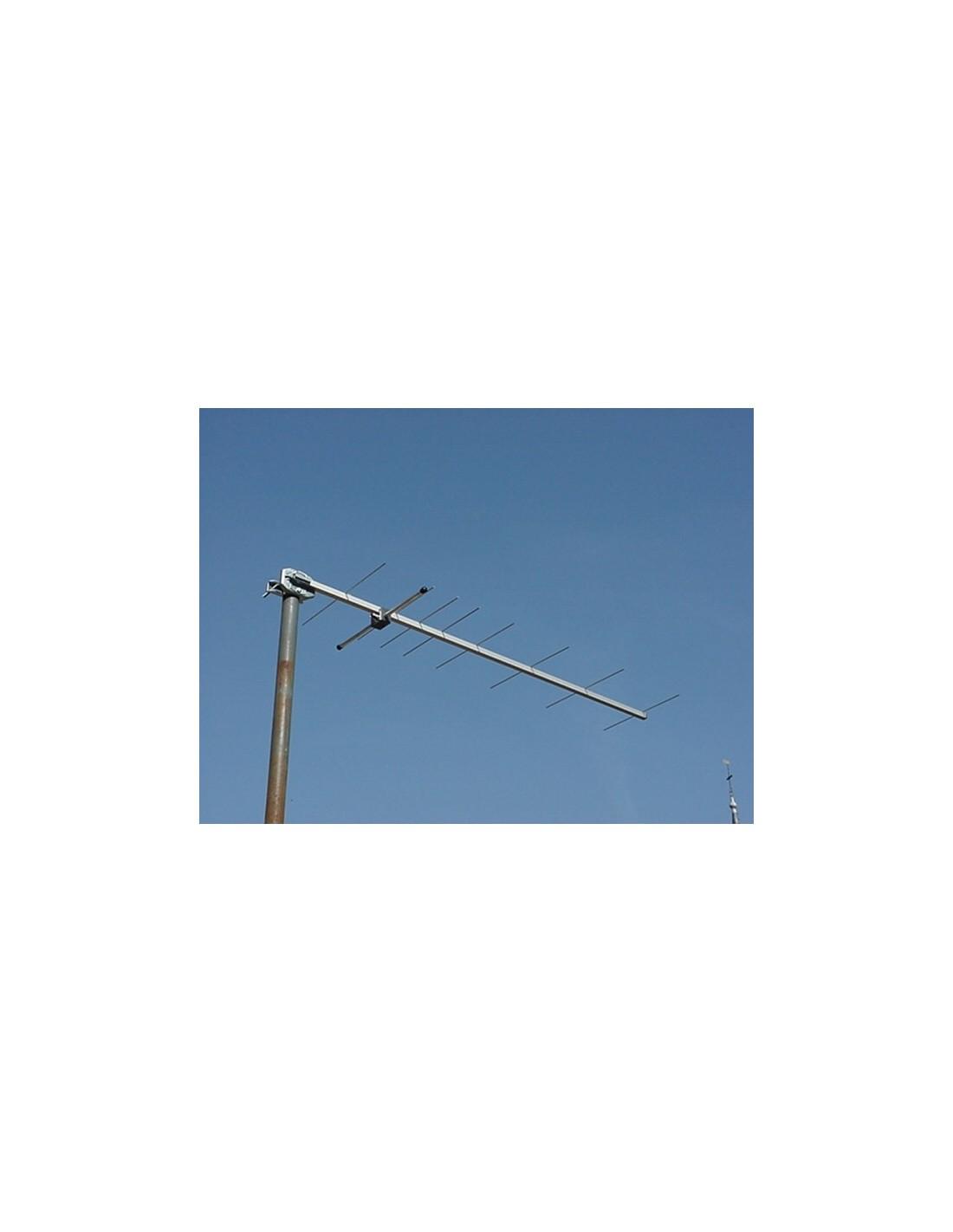 how to build a 440 mhz yagi antenna
