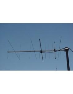 GB 4elm145MHz-9elm435MHz Sat antenna