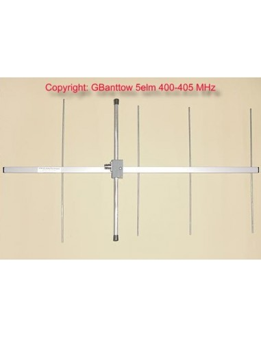 GB 5elm 400-405MHz
