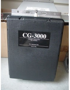 Auto HF Tuner CG 3000 + Control unit + draad+60m band