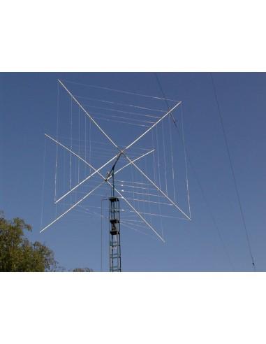 GB HF Quad 2elm 5band 10-12-15-17-20m