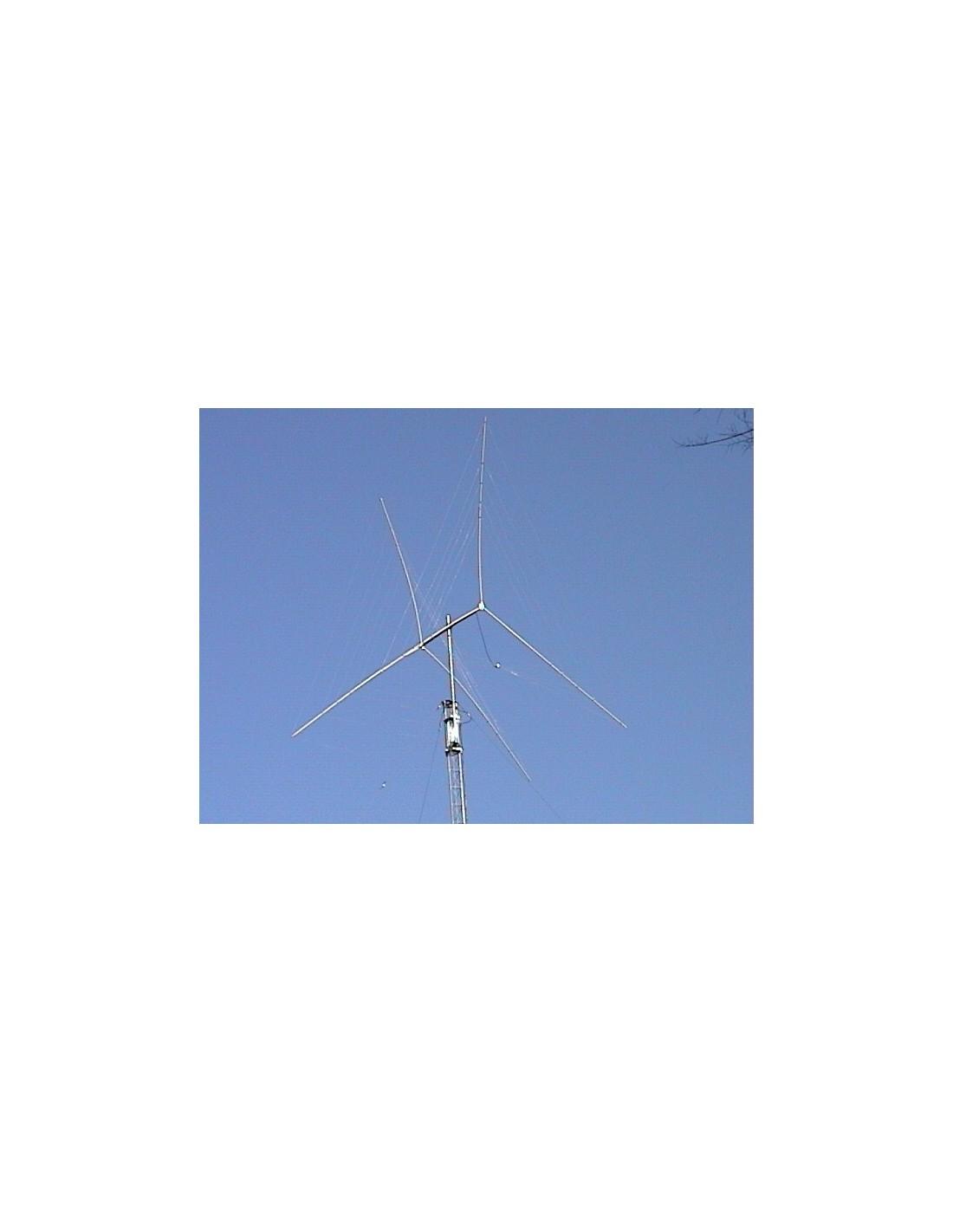 GB HF Quad Delta 2elm 5 band 10-12-15-17-20m