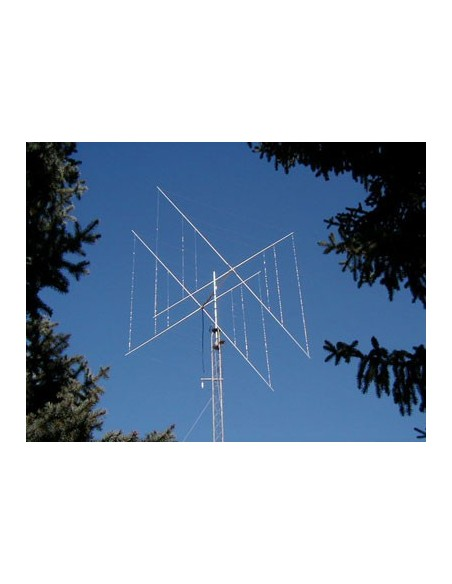 GB HF Quad 2elm 3 band 10-15-20m