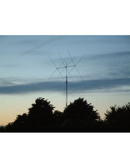 GB HF Quad 3elm 3band 10-15-20m