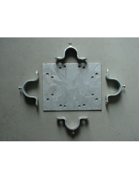 GB  Mountingplate HD Galvanised