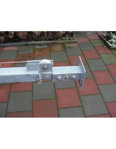 GB Rotor montageplaat