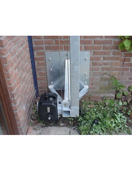GB Heavy Duty Wall bracket Slimline Tower Tiltover 60cm