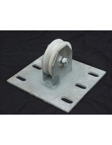 GB Wall Plate with pully