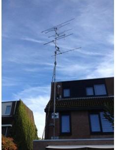 GB Slimline tower 2x6m 80mm