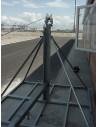 GB Slimline Tower 2x6m Freestanding