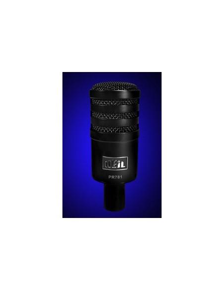 Heil PR 781 Microfoon