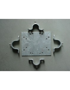 GB Galvanized Mountingplate