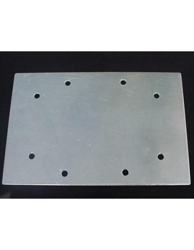 GB Mastplate Aluminium
