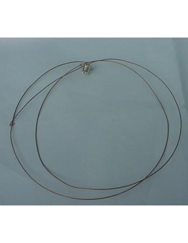 GB Quad 2m VHF copper wire dipole