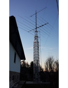 GB DRIEKANT MAST GB 18m