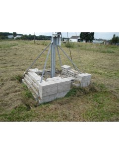 GB Tiltover frame 12m HD tower
