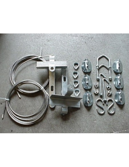 GB Chimney Mounting Bracket Set.