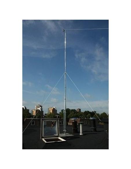 Aluminium Speciaal mast