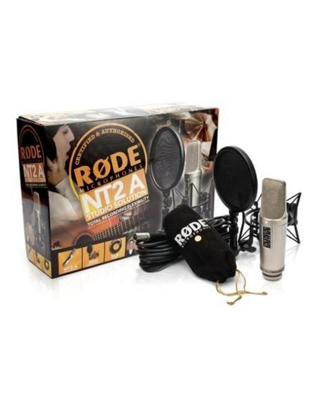 RODE Broadcast Studio Microfoon NT2-A