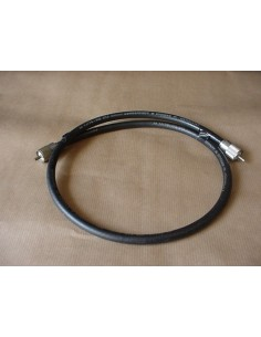 2xPL 259 With RG213 Mill-C-17 Coaxial Cable