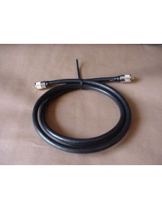 2xPL 259 and RG213 Mill-C-17 Coaxial Cable
