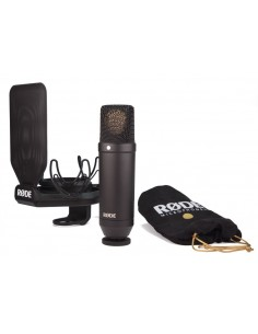 RODE Broascast Studio Microphone NT-1 KIT