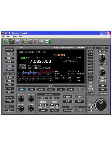 RSBA 1 Remote Controle Software