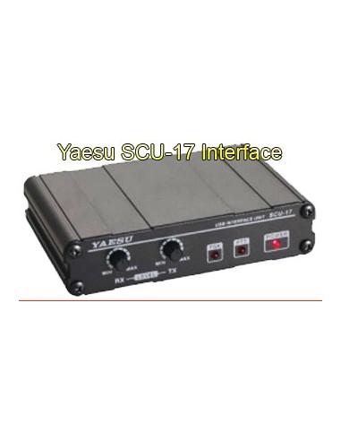 YAESU SCU-17 USB Interface