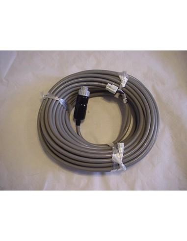 Yaesu Rotor kabel 50m 7x1,5mm