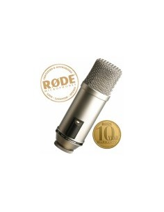RODE Broadcaster Studio Audio set