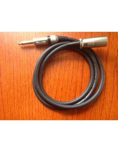TX Cable XLR-Jack For Audio Transformer
