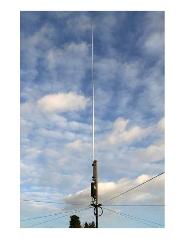 GB Vertical with Autotuner 6m-80m