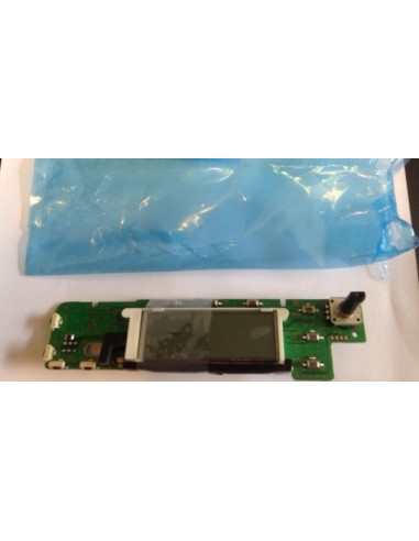 Yaesu LCD Display unit en Panel unit...