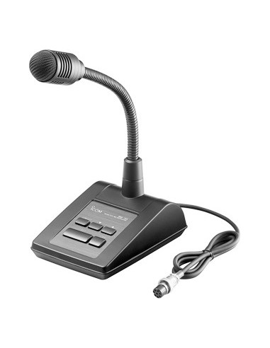 Icom SM-50 Microphone