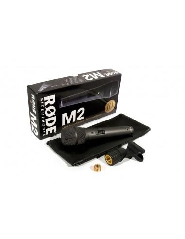 RODE Broadcast Studio Condenser Microphone M2