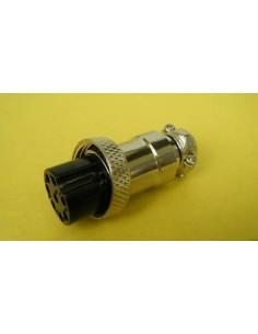 8 Pin Microfoon plug