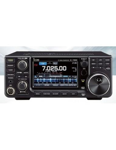 ICOM IC-7300 SDR HF10-160m +60m...