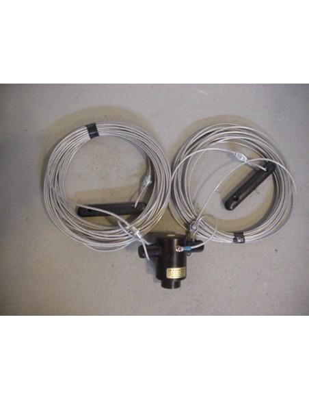 Windom Antenne 10-40m 1Kw