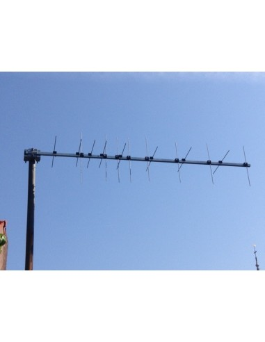 GB 2x9elm Cross Yagi 430-440 MHz