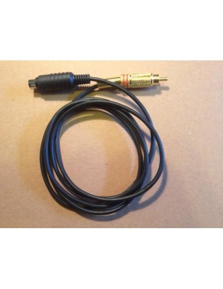 Acom TX kabel 8 Pin mini Din Yaesu