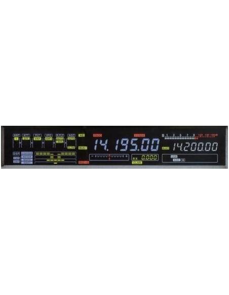 FT2000 Yaesu Display