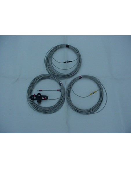 GB Wire kit Quad 11m 3elm