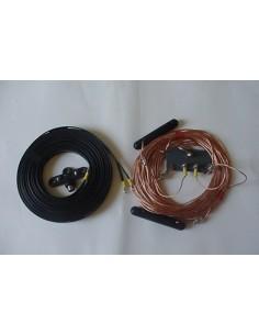 GB5RV Speciaal 2m-4m-6m-10-80m Koperdraad