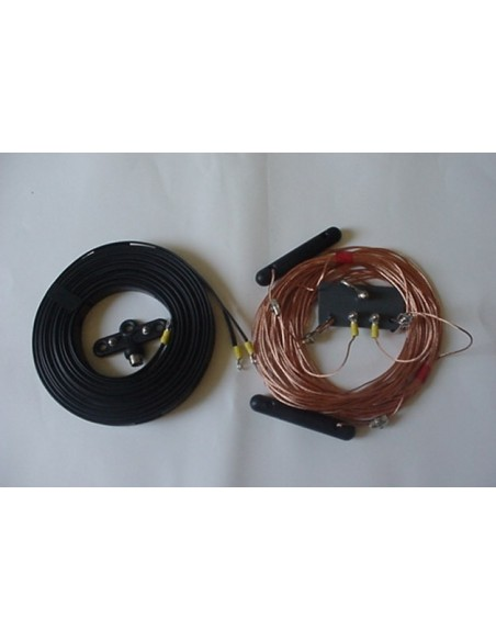 GB5RV Speciaal 2m-4m-6m-10-80m Copperwire