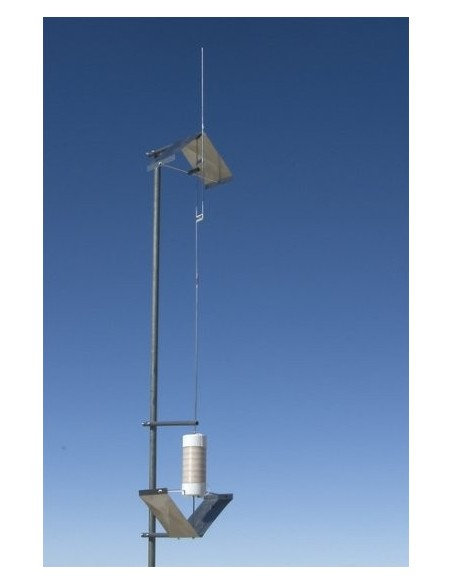 160m Isotron Vertical